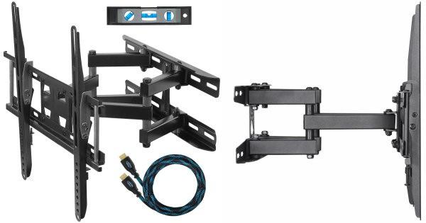 Soporte-articulado-para-televisor-Cheetah-Mount-APDAM3B-con-cable-HDMI-y-nivel-barato-ofertas-en-soportes-para-televisor-soportes-para-televisin-baratos-chollo